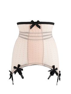 Peachy Keen Longline Girdle - My Retro Closet