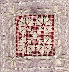 Ricamo, embroidery, broderie, bordado,.....: Tutorial: sfilato siciliano