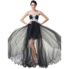 Čierne spoločenské šaty CL6191 Prom Dresses, Formal Dresses, Ball Gowns, Fashion, Dresses For Formal, Ballroom Gowns, Moda, Formal Gowns, Ball Gown Dresses