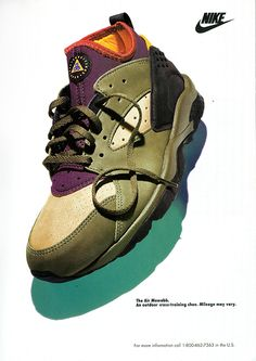 Nike Air Mowabb. An Outdoor Cross-training shoe