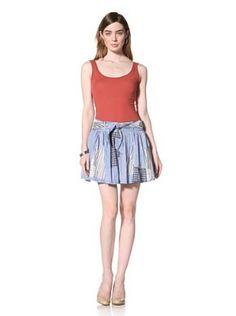 Desigual Women's Bailarina Skirt (Jeans Vaque)