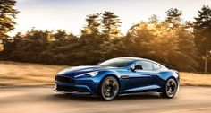 Aston Martin's just given the Vanquish a modest makeover | Classic Driver Magazine