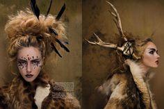 Magazine: Harper's Bazaar Indonesia December 2010  Title: Wild Life  Photographer: Nicoline Patricia Malina  Beauty Editor: Michael Pondaag  Hair & Make Up: Qiqi Franky & Team  Featuring: Anthea