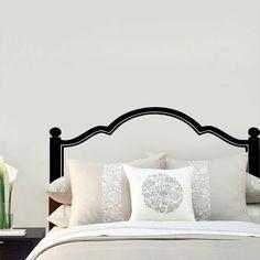 Adesivo de Cabeceira de cama Modelo 23. Decore o seu quarto com nosso lindo…