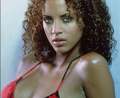 Noemi Lenoir known for walking in the Victorias Secret Fashion Shows runaways