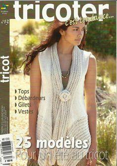 Tricoter c'est tendance n°13 ok