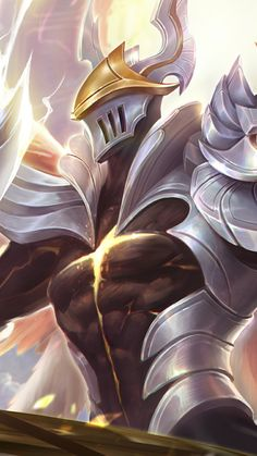 Mobile Legends Argus Wallpaper HDis free HD Wallpaper Thanks for you visiting 46 New Mobile Legends Wallpapers 2018 Mobile Legends HD Wallp. Fantasy Armor, Medieval Fantasy, Moba Legends, Character Art, Character Design, Character Concept, Close Up Art, The Legend Of Heroes, Anime Characters