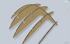 Measures 88cm x 88 cm x 20cm, material 10 mm.    Cut File - Vector SVG, DXF, AI, PDF