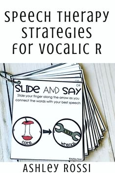 Easily shape vocalic R with these strategies and activities for articulation in . - - Easily shape vocalic R with these strategies and activities for articulation in speech therapy. Speech Pathology Activities, Articulation Therapy, Articulation Activities, Speech Language Pathology, Speech And Language, Language Activities, Phonics, Speech Room, Expressions