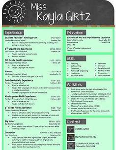 resume renovations by rebekah teacher resume - Resume Templates For Educators