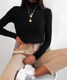 Outfits casuales para gustarle desde la primera cita Casual outfits to like from the first date Winter Fashion Outfits, Look Fashion, Winter Outfits, Swag Fashion, Summer Outfits, 2000s Fashion, Lolita Fashion, Fashion Fall, Fashion Mode