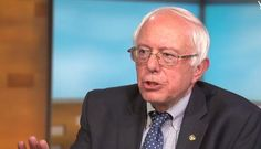 During an interview with Yahoo's Katie Couric today, Bernie Sanders called on a million young Americans to join his political revolution by marching on Washington to demand action from the Republican Congressional leadership.
