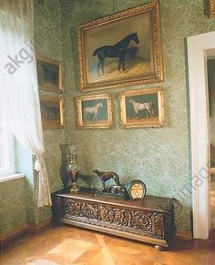 akg-images - Akg, Decoration, Gallery Wall, Sissi, Amelie, Austria, Frame, Villa, Pictures