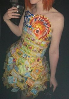 This looks so cool! But I would never do this with my pokemon cards!