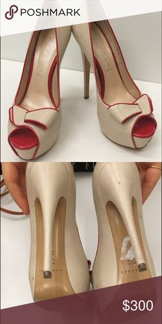 Casadei leather open toe pumps. Open to offers Open toe pumps, 4.75 heel height Casadei Shoes Heels