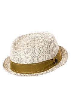 Goorin Bros. 'Guillermo' Straw Porkpie Hat