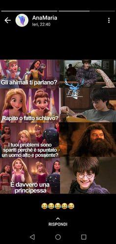 Humour Harry Potter, Harry Potter Wattpad, Harry Potter Tumblr, Harry Potter Style, Harry Potter Film, Harry Potter Fandom, Harry Potter Hogwarts, Italian Memes, Bellatrix Lestrange