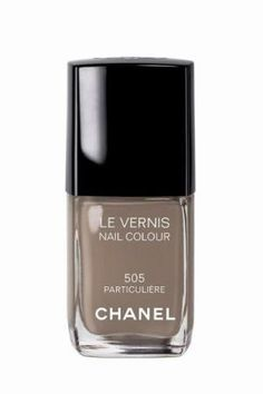 """Chanel """"Particuliere"""" Nail polish - favorite!!!"""