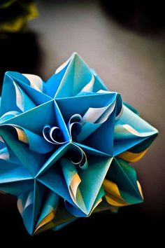 origami flower - 40 Origami Flowers You Can Do  <3 <3  - 40 Origami Flowers You Can Do  <3 <3