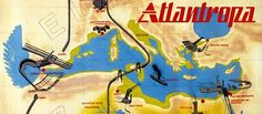 cabovolo: El hombre que quiso construir una presa en el Estrecho de Gibraltar y crear un nuevo continente, Atlantropa