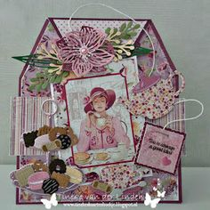 Tea Time, Advent Calendar, Decorative Boxes, Gift Wrapping, Good Things, Holiday Decor, Cards, Inspiration, Design