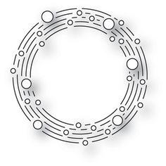 Memory Box SHEER CIRCLE WREATH Craft Die 99770 at Simon Says STAMP!