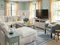 Room Tour : Living Room: A Cozy Gathering Spot - This Old House | Wayfair