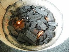 charcoal fire starters