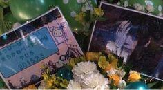 心斎橋FanJ-twiceのライブでバンギャかファンからのやひろさんへのお花