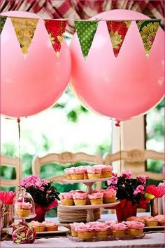 "17"" giant party balloon source. Only $1.50 each"