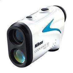Golf Rangefinder - Nikon COOLSHOT 40 Golf Laser Rangefinder