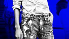 New styles and jeans at the G-Star RAW Spring/Summer 2016 Collection! #Stretch #Denim. G-Star Bionic Slander #Superstretch.