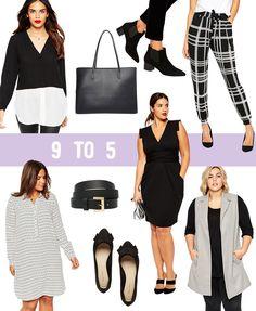 Workwear wish list on emmalouisa.com