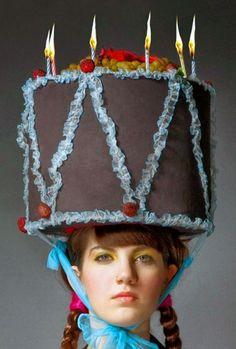 Cake Hat!