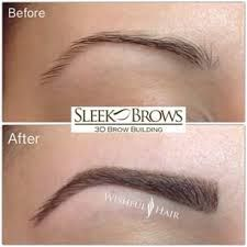 Sleek brows Eyebrow Tattoo, Tattoo Eyebrows, Brow Extensions, Eyes, Beauty, Beautiful, Game, Makeup, Venison