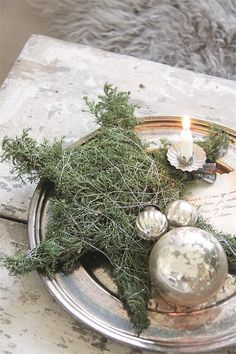 Pre Christmas Inspiration from Jeanne d'Arc Living! November is Pre Christmas Inspiration from Jeanne d'Arc Living! Pre Christmas, Natural Christmas, Scandinavian Christmas, Country Christmas, Christmas Colors, All Things Christmas, Vintage Christmas, Christmas Holidays, Christmas Crafts