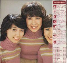 ●キャンディーズ : なつかしいアナログ盤 Ⅱ キャンディーズ
