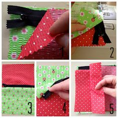 """Tutorial monedero muy """"mono"""": Lote 93 Purse Tutorial, Pillow Tutorial, Sewing Tutorials, Sewing Patterns, Picnic Blanket, Outdoor Blanket, Sewing Toys, Projects To Try, Quilts"""