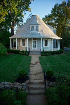 Little Round house.