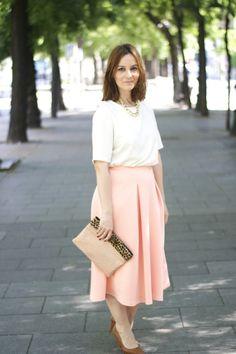 Midi coral   La Chimenea de las Hadas   Blog de Moda y lifestyle   Buscando el lado bonito de las cosas 