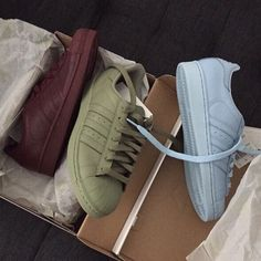 the obsession is real | Adidas Supercolor