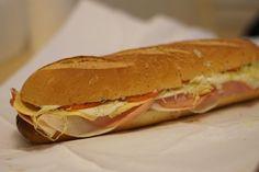 Sal, Kris, & Charlie's Deli Italian Sub, Deli, Sandwiches, Apple, Big, Food, Apple Fruit, Essen, Meals