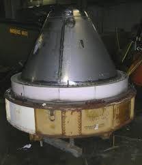 Image result for ablative heat cork shield material  apollo 1966
