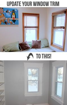 Update your window trim by Home Coming, via Flickr