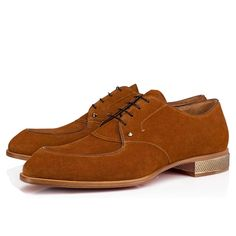 6d978f6f50c Christian Louboutin United States Official Online Boutique - Thomaso Flat  Coconut Suede available online. Discover more Men Shoes by Christian  Louboutin