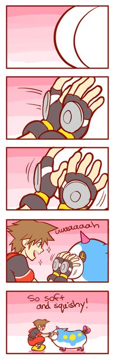 Jeez Sora that's the part you had to get a close up of.