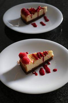Cheesecake à la vanille et aux spéculoos Cheesecake Vanille, Desserts Printemps, Dessert Parfait, Waffles, Cooking, Breakfast, Food, Diy, Philly Cream Cheese