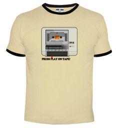 Camiseta Commodore Datassette