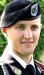 Army SPC Mitchell K. Daehling, 24, of Dalton, Massachusetts. Died May 14, 2013, serving during Operation Enduring Freedom. Assigned to 3rd Battalion, 41st Infantry Regiment, 1st Brigade Combat Team, 1st Armored Division, Fort Bliss, Texas. Died of injuries sustained when an improvised explosive device detonated near his position during combat operations in Senjaray, Kandahar Province, Afghanistan.