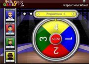 Present Tenses ESL Interactive Grammar, Vocabulary Game